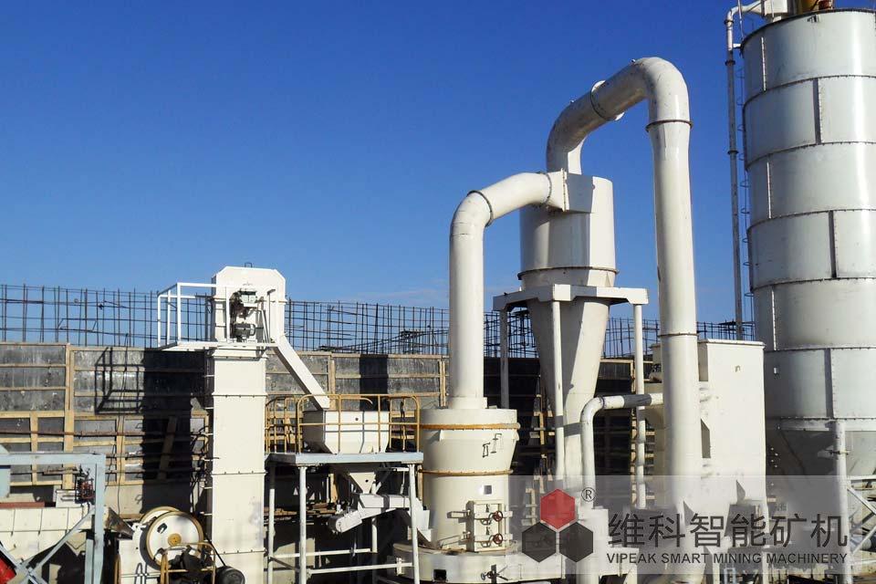 YGM高压磨生产线