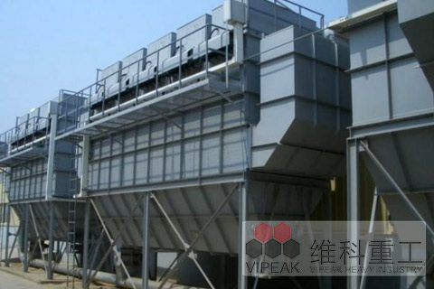 VKCQM系列行喷脉冲布袋除尘器