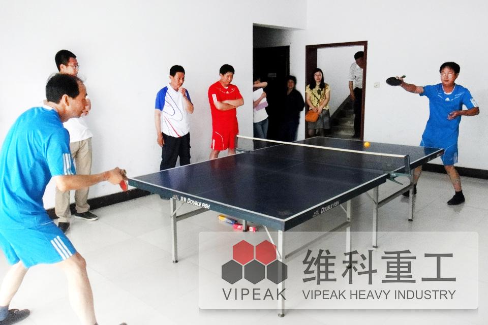 运动会乒乓球比赛