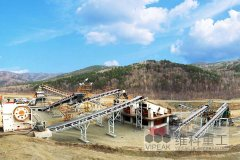 基礎設施建設骨料需求持續推動礦山機械的發展